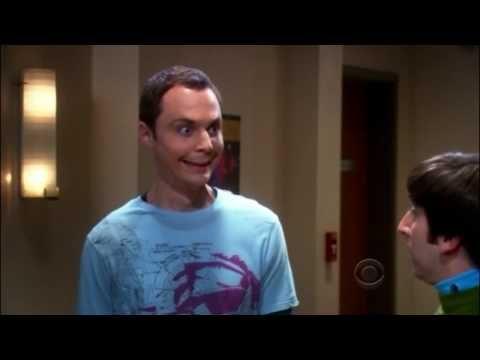 The Big Bang Theory (Sheldon has to pretend he's happy for Raj)