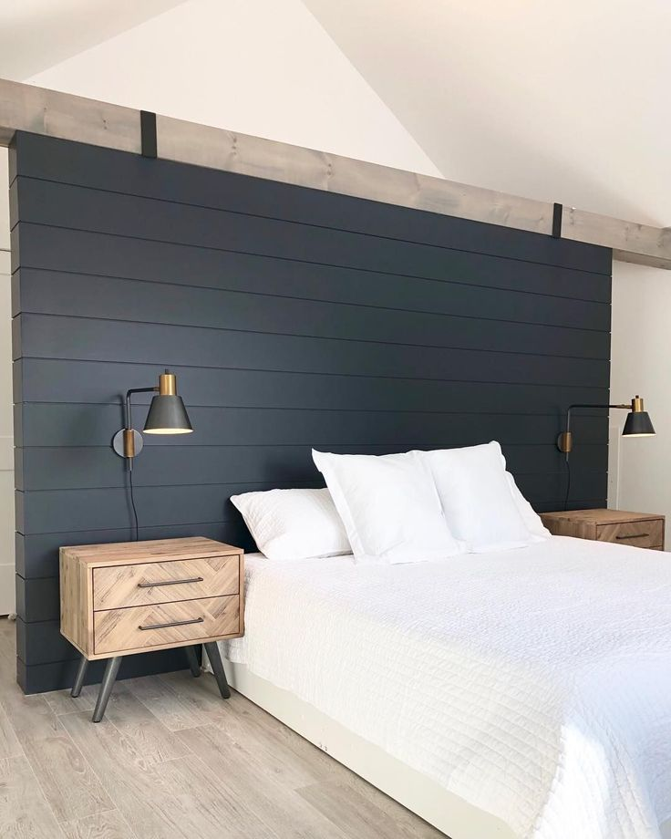 27master bedroom ideas with accent wall in 2020 elegant