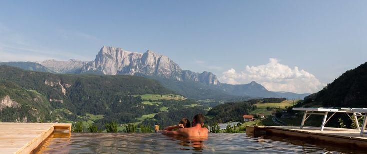 Biohotel Südtirol - Der Pennhof in Barbian bei Brixen