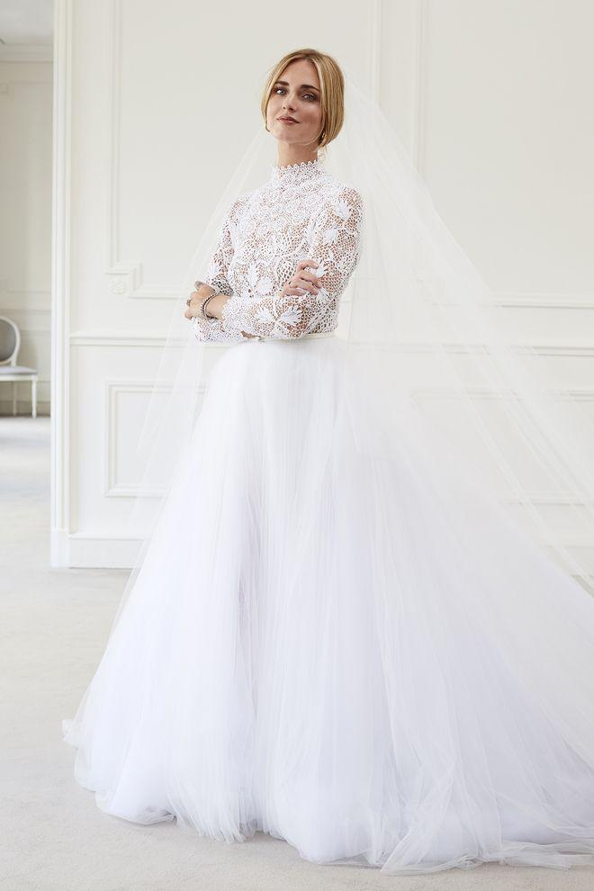 Tous les secrets de la robe de mariée Dior