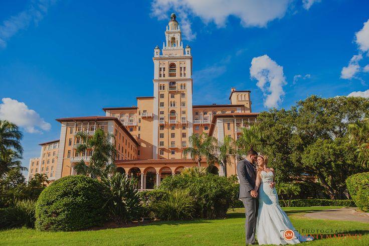 Wedding | Biltmore Hotel, Coral Gables, Florida
