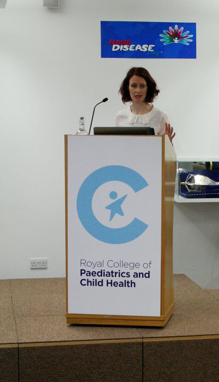 Miriam Evans, Niemann-Pick Disease Group