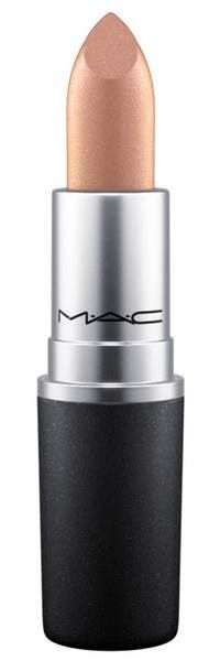MAC Mariah Carey All I Want Lipstick for Holiday 2015 | MAC Lipstick – Limited Edition – $17.00  All I Want – champagne shimmer (Frost)