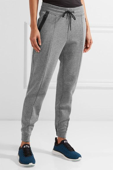 Nike - Tech Fleece Cotton-blend Track Pants - Gray - x large