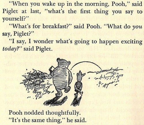 Piglet And Winnie The Pooh Quotes: 1000+ Images About Winnie The Pooh Quotes On Pinterest