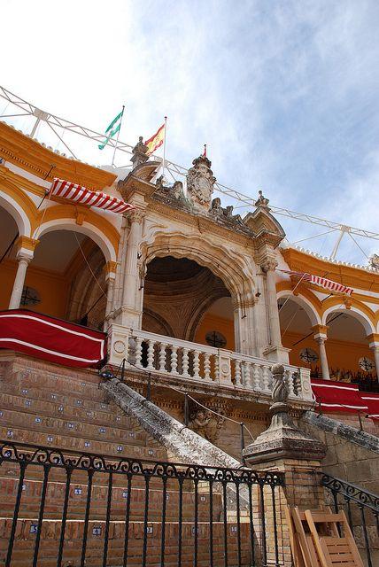 Siviglia  Maestranza  Spain