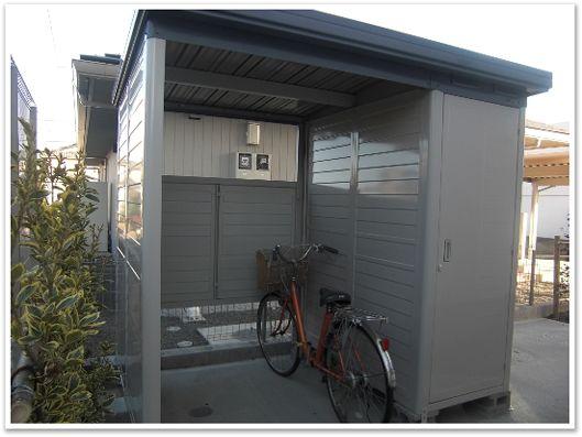 ヨド物置「アザクラZ」YMZC-4 定価¥141,000