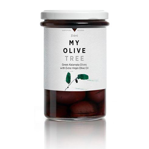 My olive tree - Olives