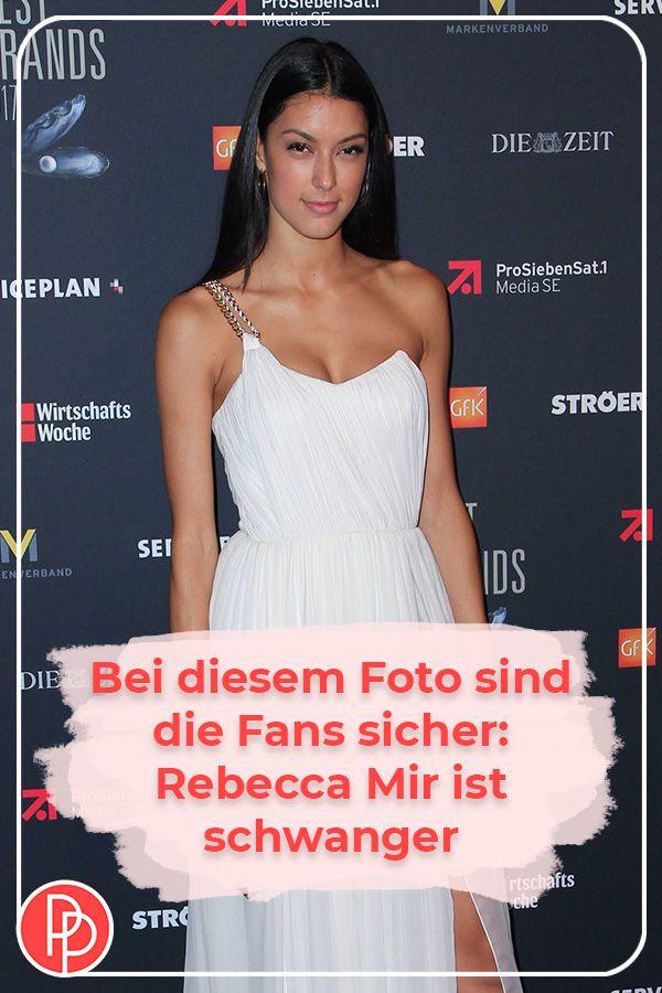 Ist Rebecca Mir Schwangerschaft