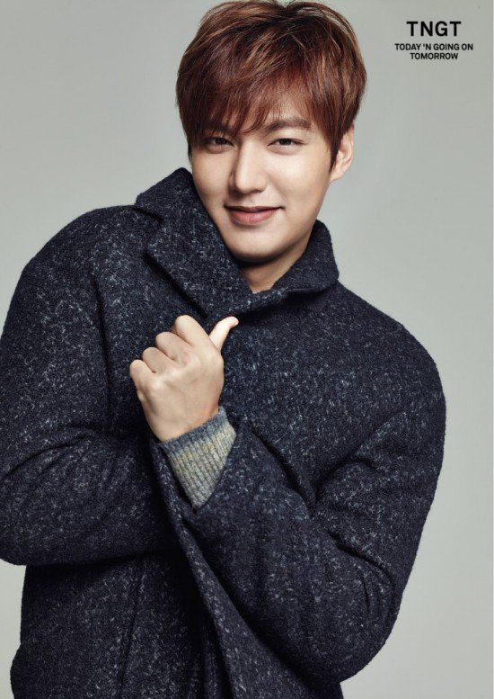 More dapper photos of Lee Min Ho for brand 'TNGT' are out! | allkpop.com