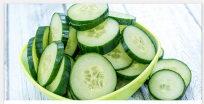 Je zal dit vast niet hebben gedacht maar komkommer is geweldig als je wil afvallen! Komkommer is goed voor je lichaam, dit komt doordat het je zuivert, het zal je stofwisseling stimuleren en reinig…