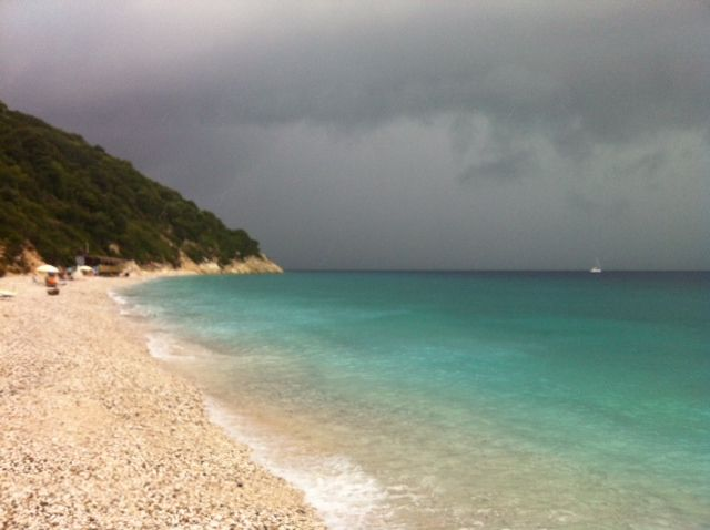 Gidaki beach - Ithaka, Greece