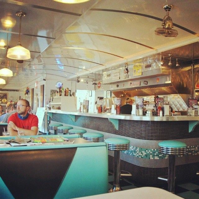 Stuie's diner, Dawsons creek, Alaska Highway