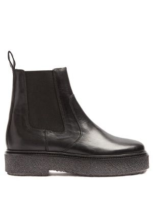Celton leather ankle boots   | Isabel Marant | MATCHESFASHION.COM UK