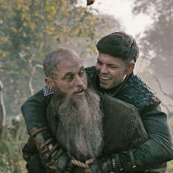 Vikings|Ragnar and Ivar