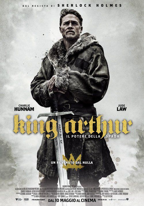 Watch King Arthur: Legend of the Sword (2017) Full Movie Online Free
