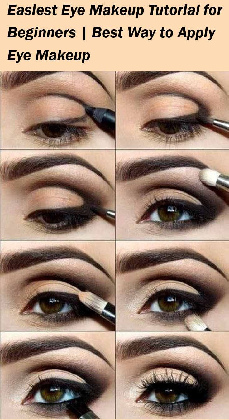 25+ Best Ideas About Neutral Eyeshadow On Pinterest  Neutral Eye Makeup,  Simple Eyeshadow And Everyday Eye Makeup