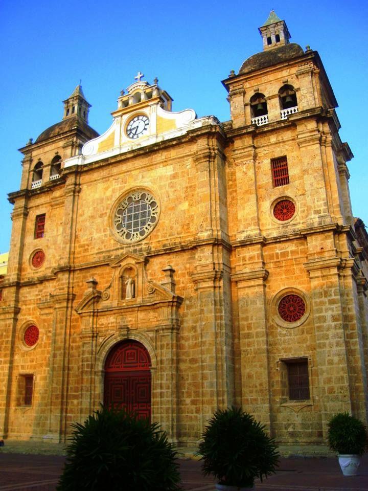 Templo de San Pedro Claver. Cartagena, Colombia