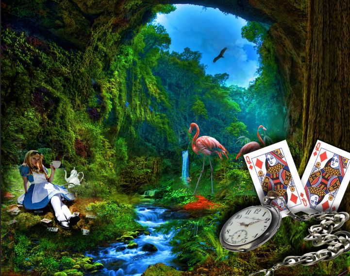 fantasy wall mural designs gatorprints banners and