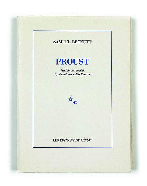 Proust  Essay  Amazon de  Samuel Beckett  B  cher Pinterest Proust   Essay    Reihe  Sammlung Luchterhand   Beckett  Samuel