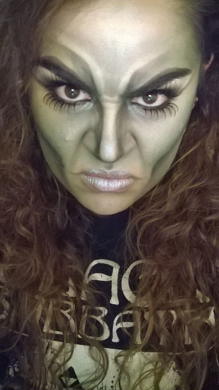 Best 25+ Witch makeup ideas on Pinterest | Raven costume, Pretty ...