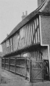 Horndon-on-the-Hill. (2). Bell Inn; 15th-century.