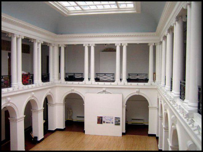 Стиль классицизма в архитектуре