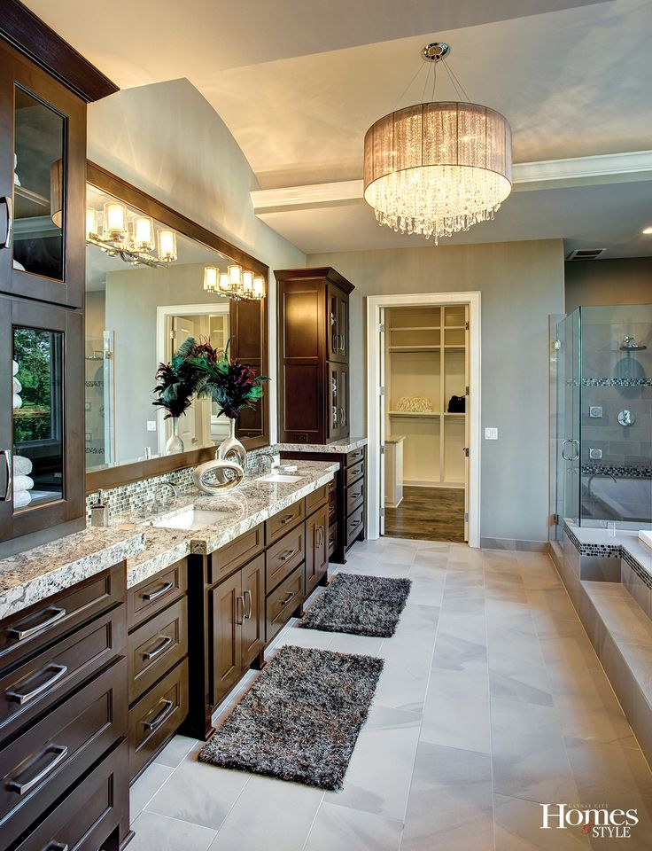 Photo Gallery For Photographers A sliding door opens to reveal a spa like master bathroom The six
