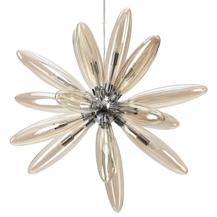 Atelier - Mezzo - Lampe suspendue à 18 globes ovales Sputnik/LAMPES SUSPENDUES/LUMINAIRES/MAGASINEZ PAR PRODUIT/ATELIER BOUCLAIR|Bouclair.com