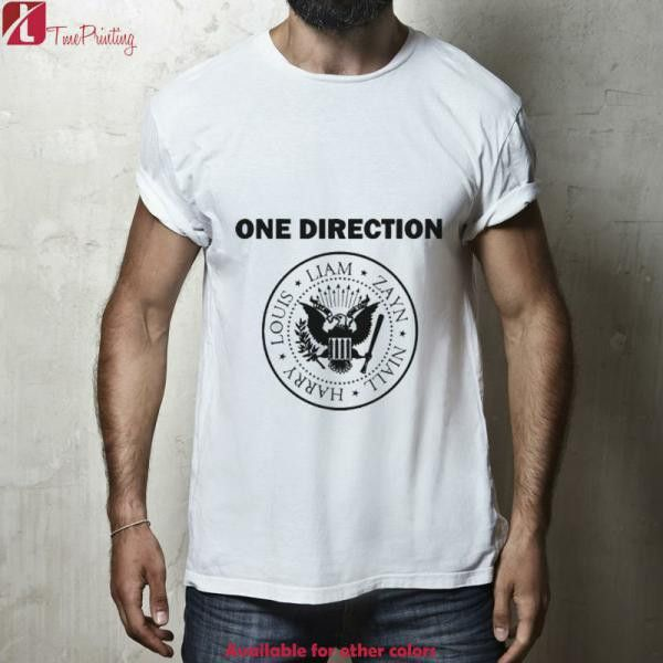 One Direction Logo for Men T-Shirt, Women T-Shirt, Unisex T-Shirt