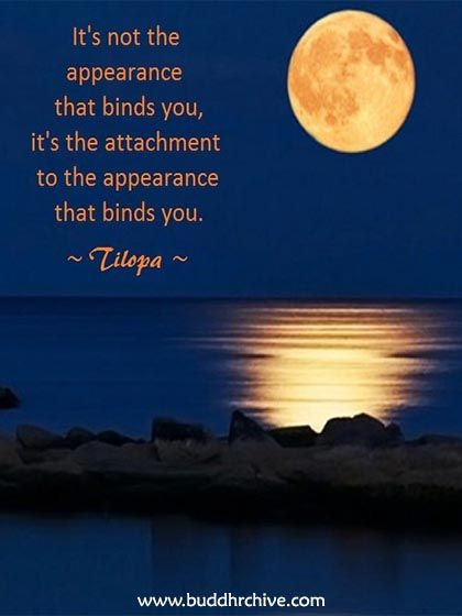 tilopa quote on attachment