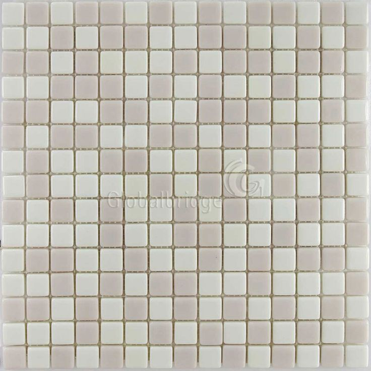 """These environmentally friendly glass tiles are made of 100% recycled glass. Enamel glass tiles are only truly """"green"""" tile available on the market. These glass tiles can be used on walls, backsplashes, countertops, floors and pools."""