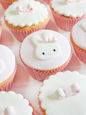 Miffy cakes!                                                                                                                                                     More