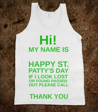 HI!!!! SAINT PATTYS DAY - From Bows to Toes - Skreened T-shirts, Organic Shirts, Hoodies, Kids Tees, Baby One-Pieces and Tote Bags