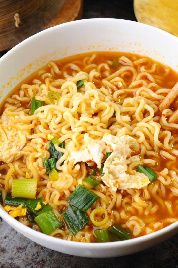 15 Ramen Hacks That Are Borderline Genius�|�Spoon University