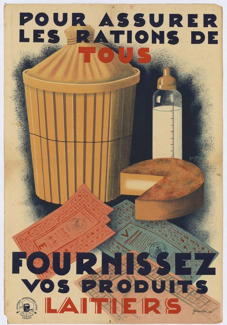 La Seconde Guerre mondiale à l'affiche ! / Actualités publiées entre oct. 2012 et juin 2014 / Connaître les Archives / Archives de la Vendée | Archives de la vendée
