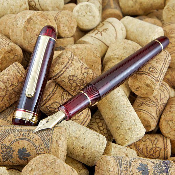 Platinum 3776 Century Bourgogne fountain pen - The Goulet Gallery | SmugMug