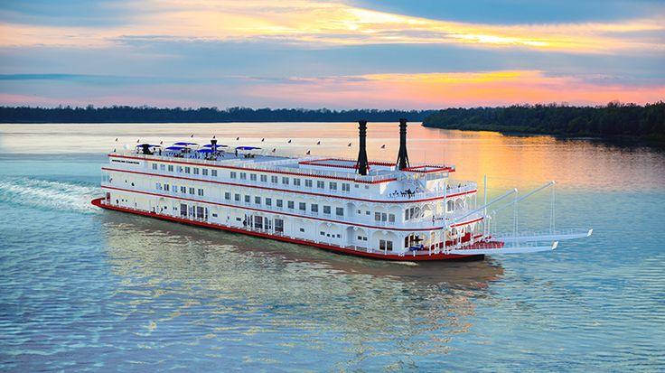 American Queen Steamboat Company Temporarily Suspends
