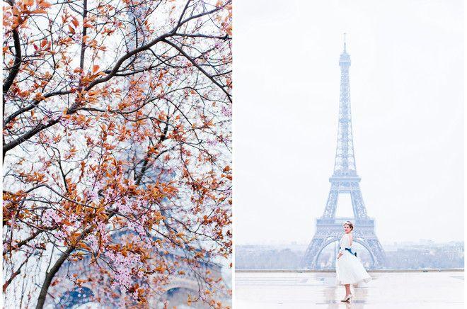 Brautkleid 50er mit Ärmeln und tiefem Rückenausschnitt (www.noni-mode.de - Foto: Le Hai Linh)