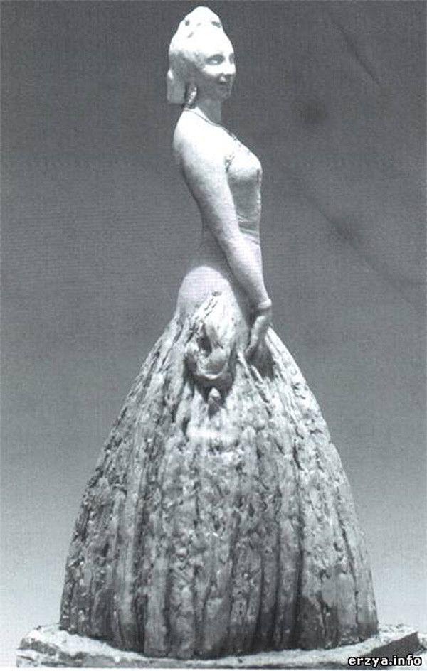 http://galik-123.livejournal.com/213125.html Ева Мария Дуарте де Перон. 1940. Цемент.