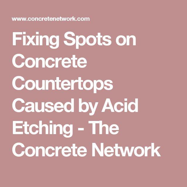 Acid Etch Concrete Garage Floor: 17 Best Ideas About Acid Etching Concrete On Pinterest
