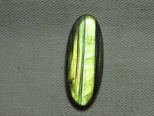 Gorgeous LABRADORITE Strong Multy Fire Oval Shape Cabochon 14x35 mm