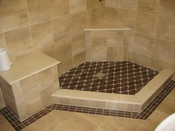 how to build a shower pan for tiles shower floortile