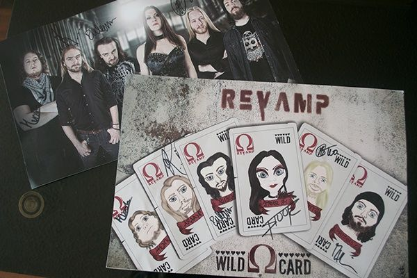 WILD CARD ILLUSTRATION - REVAMP by Paola Abril, via Behance