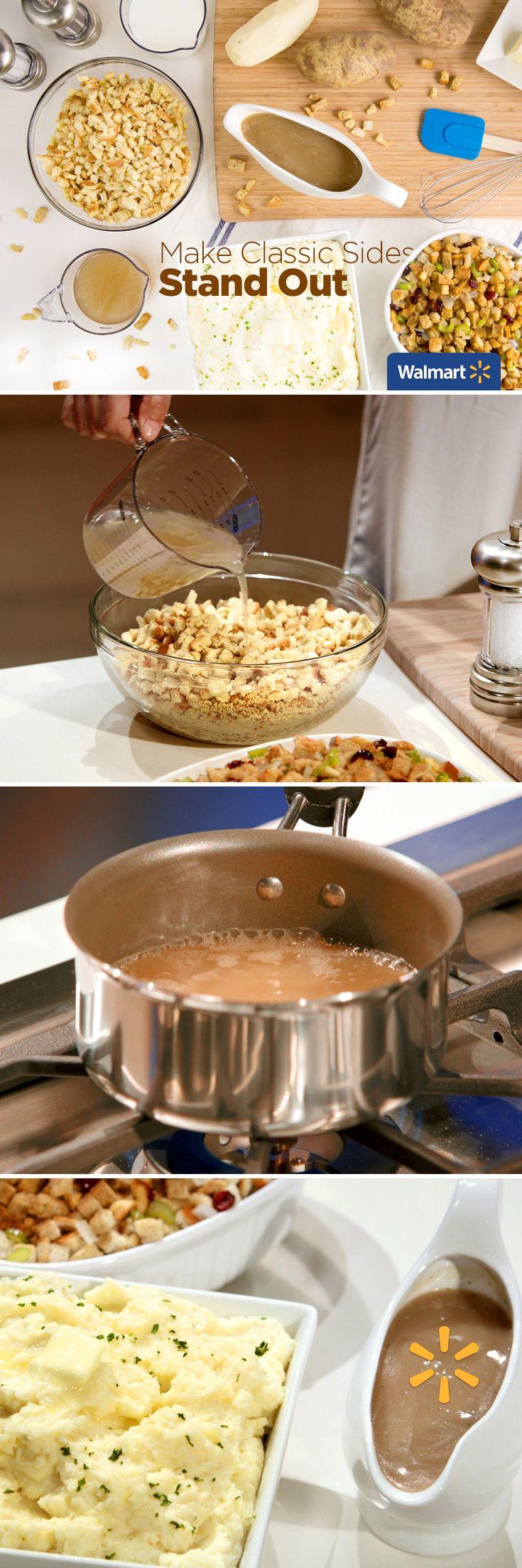 how to make whipped potato gravy