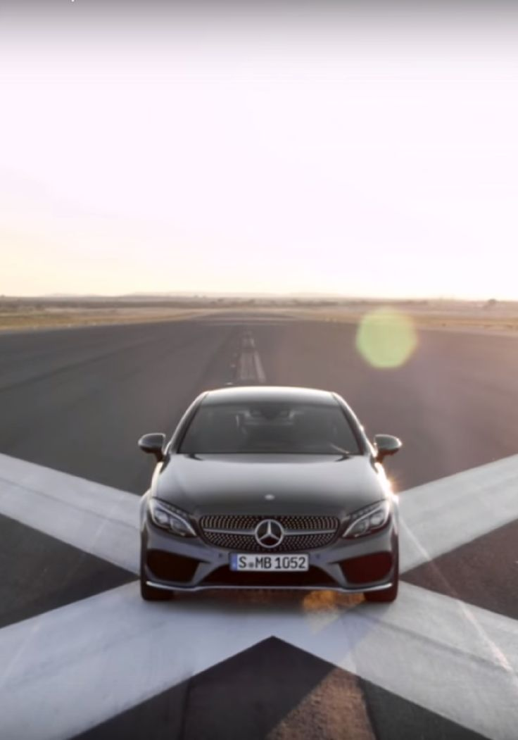 Mercedes-Benz adds a coupé to its C-Class family. Athletic and sporty, the vivid, sensual design of the new Coupé cuts a fine figure on the road and embodies modern luxury.
