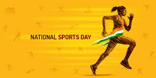 Hey, friends! Today is Indian national sport day.. happy day to all.!! #NATIONALSPORTDAY #INDIA