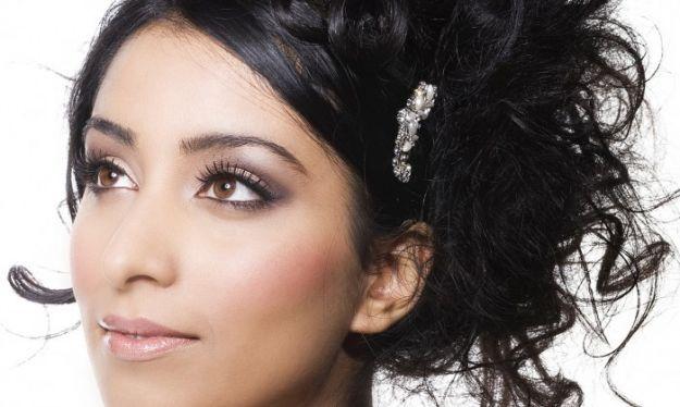 Восхитительный макияж для брюнеток с карими глазами ::: onelady.ru ::: #makeup #eyes #eyemakeup