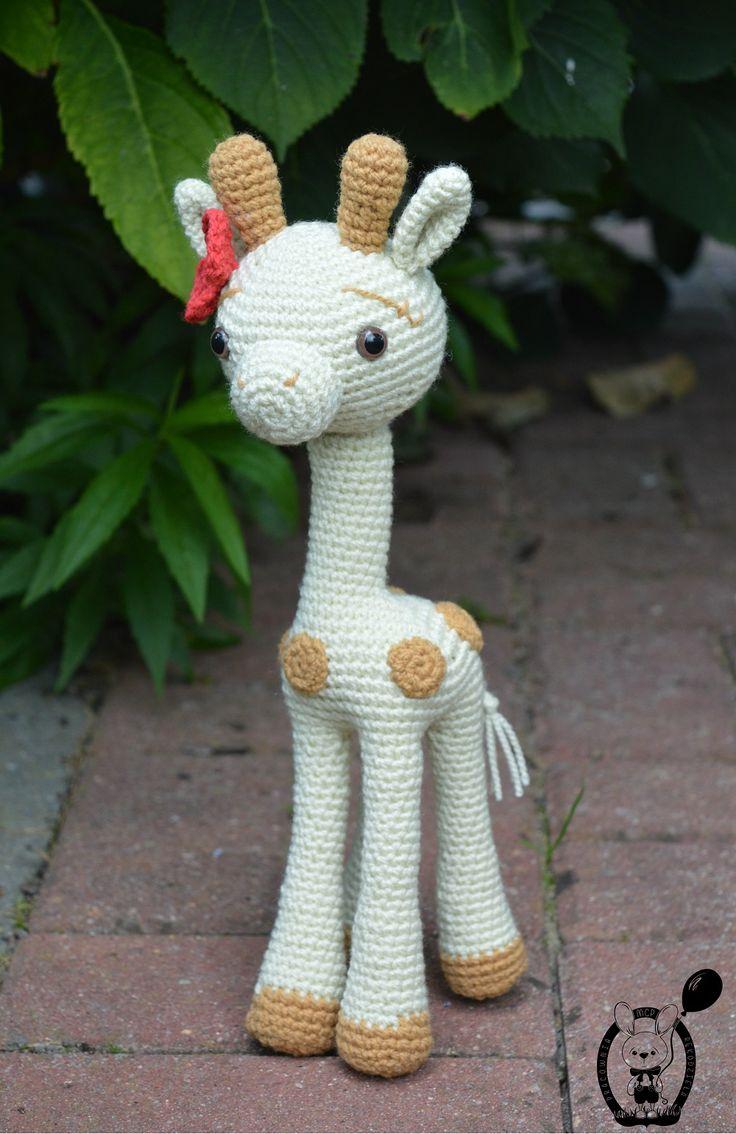 Goldie the Giraffe