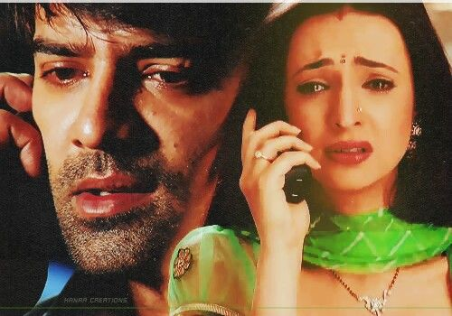 so touched, Arnav say I love you! to Khushi for first time ...